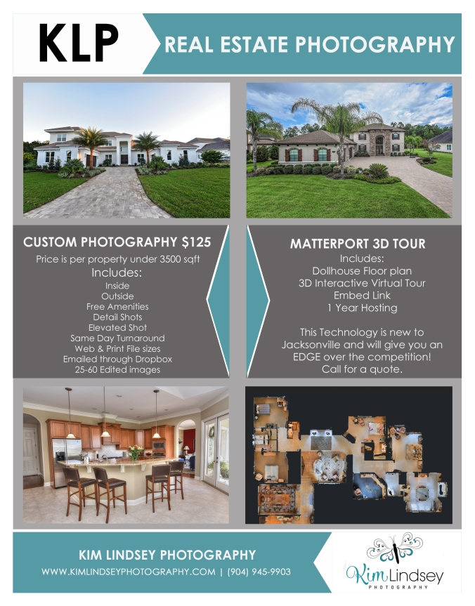 Kim Lindsey Photography Real Estate Matterport Flyer NEW 2016